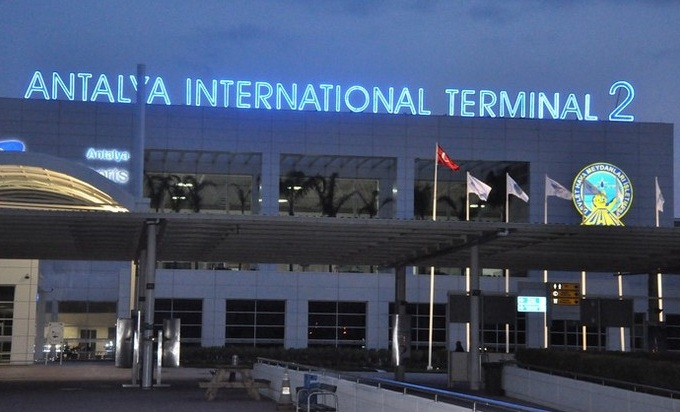 Antalya İnternational Airport