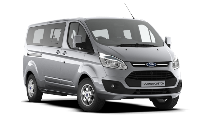 Ford Tourneo Custom (Automatic) (SVAD)