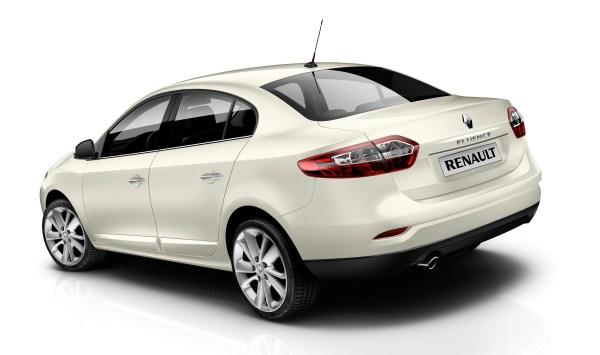 Renault Fluence (Automatic) (TDAD)